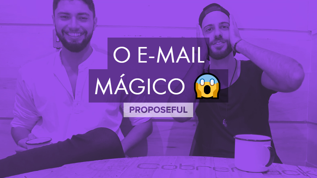 O Email Mágico Que Faz Clientes Reaparecerem